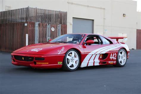Ferrari F355 Challenge by 1996 Ferrari F355 Challenge For Sale On Bat Auctions