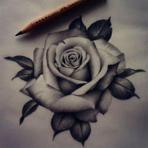 imagenes de flores sombreadas como dibujar una rosa f 225 cil y bonita