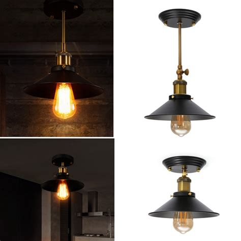 Wall Sconce Pendant Light Retro Industrial E27 Wall Sconce Light Vintage Hang