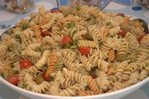 pasta salad recipe cold cold pasta salad dressing