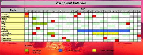 Calendar Exles Officehelp Template 00047 Calendar Templates 100