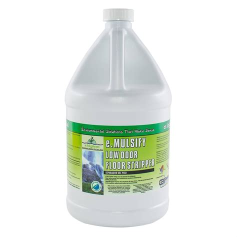 Low Odor Bathroom Cleaner Green Seal Floor Stripping Solution