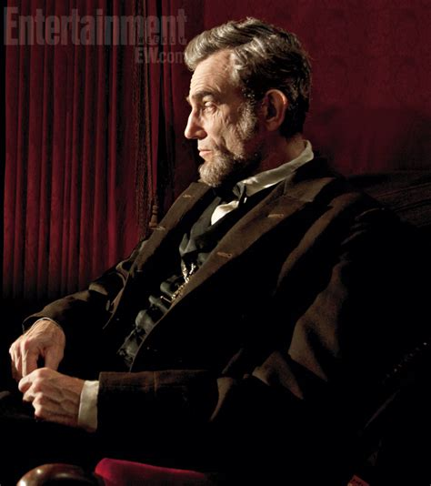 the abraham lincoln official picture of daniel