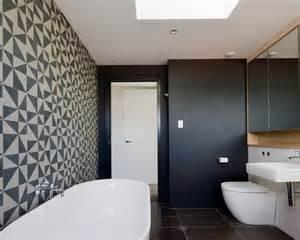 feature wall tile houzz ideas about grey bathroom tiles pinterest classic bathrooms