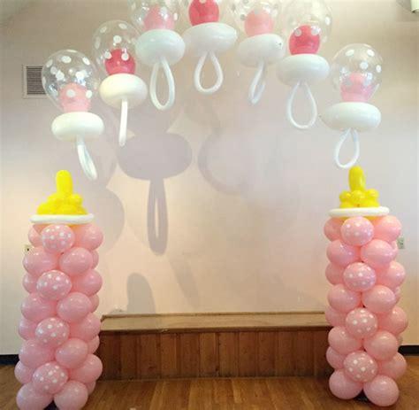Baby Shower Balloon Designs balloon shop milford ct balloon d 233 cor helium balloons