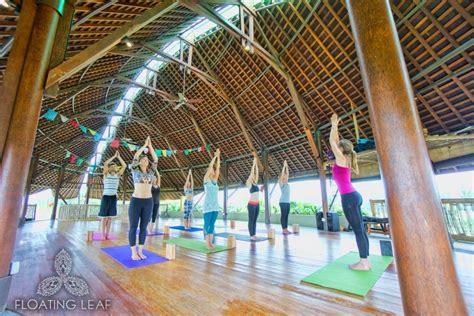 purify body mind soul  hatha yoga bali retreat