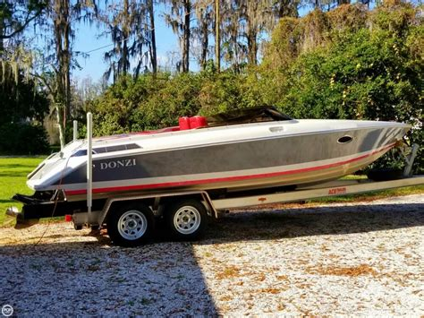 used donzi zf boats for sale used donzi high performance boats for sale boats