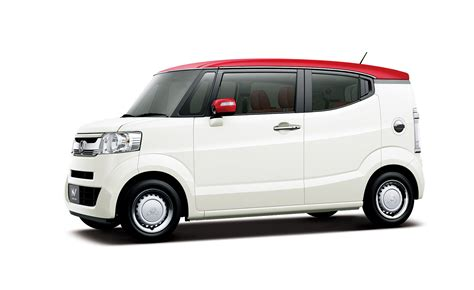 box car honda launches all new n box slash kei car in japan