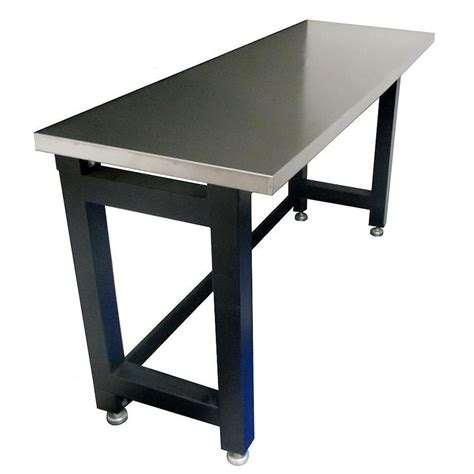 Stainless Work Bench heavy duty stainless steel top workbench from just pro tools australia