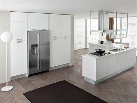 Dechito Bianco By Gprov High End Mod cucina moderna con isola angolare arredissima cucine cucina