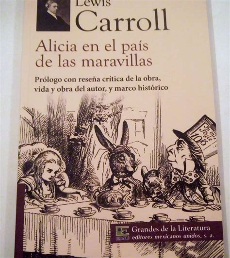 libro lewis carroll photofile alicia en el pa 237 s de las maravillas lewis carroll envio gra 145 00 en mercado libre