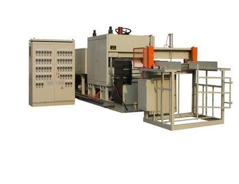 Mesin Injeksi Plastik Mini wadah plastik bungkus makanan otomatis mesin vacuum forming mini dengan tiga fase 380v 50hz