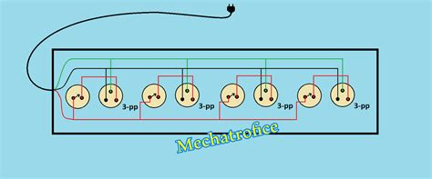 extension cord wiring diagram mechatrofice
