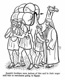 joseph coloring pages joseph and the coat of many colors coloring page bible