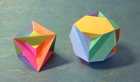 Origami Sphere Easy - origami geometric and other shapes page 1 of 3 gilad s