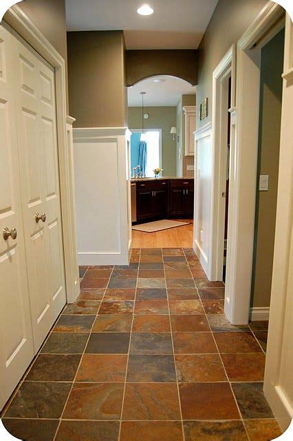 slate tile love paint color is benjamin moore texas leather ac 3 great neutral and