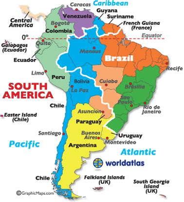 current map of south america south america time zones map