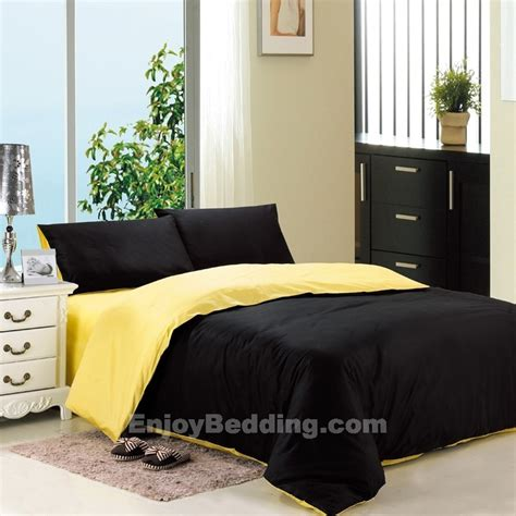 black and yellow bedroom teen boy bedding black and yellow bedding sets