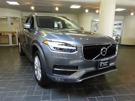 volvo home page volvo image gallery 2016 volvo xc90 t6 awd osmium grey