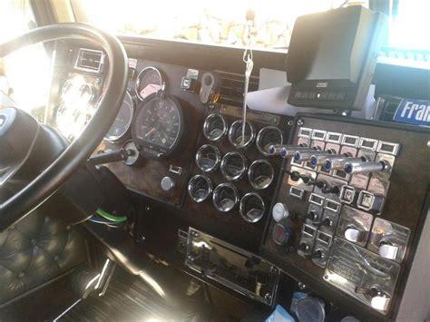 camion americain interieur int 233 rieur camion am 233 ricain custom trucks