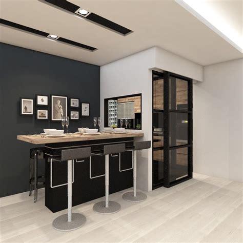 bar counter  wall singapore hdb google search interior living dinning basement bar designs bar interior design singapore