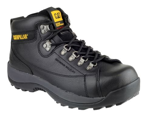 Caterpillar Low Safety Boots Black caterpillar s3 hydraulic safety boots hydraulic