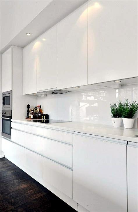 modern small white kitchens decoration plan kitchen decor in white modern white kitchen
