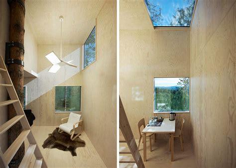 mirrorcube tree hotel  sweden hiconsumption