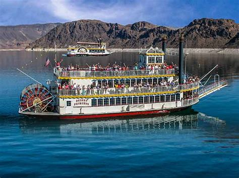 hoover dam bus and lake mead paddlewheel boat tour - Hoover Dam Paddle Boat Tours