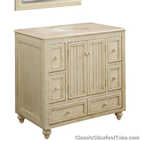 Shaker Bathroom Vanity 36 Quot Shaker Bathroom Vanity Classic Clawfoot Tub
