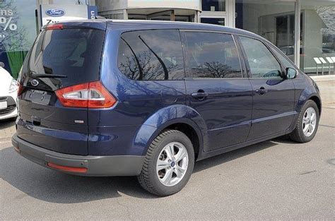 Left Hand Drive Ford Galaxy