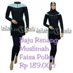 Baju Renang Muslimah Rahmani baju renang rahmani harga rp 189 000 terbuat dari bahan
