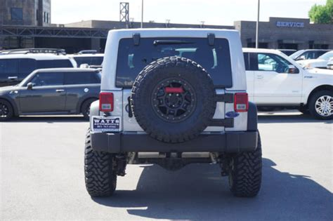 lowered 4 door jeep 1c4bjwfg5fl505200 jeep rubicon 4 door hardtop custom new