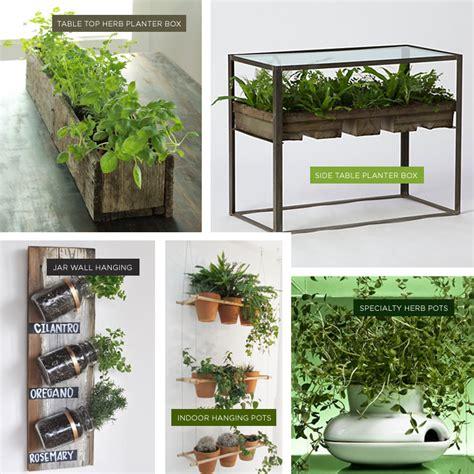 Diy Indoor Herb Planter by M O O R E A S E A L Diy Indoor Herb Gardens Create