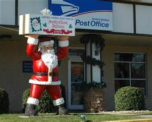 Post Office In Santa santa claus really does exist in indiana travel destination travel us and canada nbc news