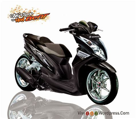 As Standar 2 Set Beat Fi 2014 honda beat 110 moto zombdrive