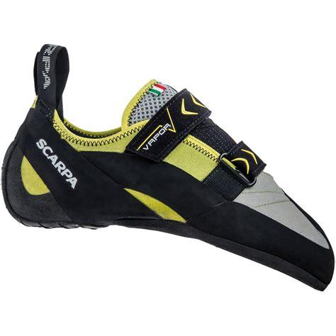 scarpa climbing shoes scarpa vapor v climbing shoe xs edge s