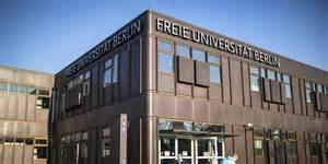 Fu Berlin Bewerbung Uni Abist Berlin Dahlem Freie Universit 228 T Fu Bekommt Eigenen U Bahnhof Am Thielplatz Berliner Zeitung