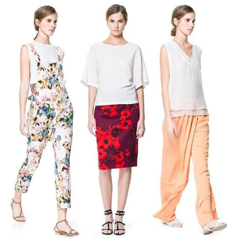 ropa para mujer primavera verano 2013 pinko tendencia ropa zara mujer