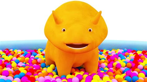 ricardo y el dinosaurio aprender los colores con dino el dinosaurio y los balones aprender los colores en espa 241 ol