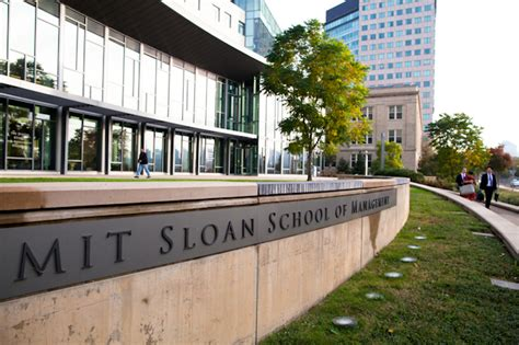 Sloan Business School Mba by Mit Sloan Mba Aims To Tranform Politics Via Tech Page 2 Of 4