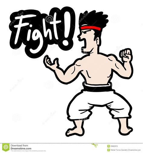 design photo cartoon fight cartoon royalty free stock photo image 29892915