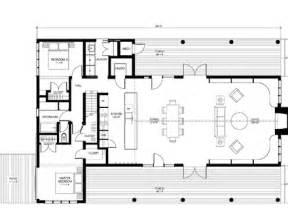 Modern Open Floor Plans modern farmhouse floor plan modern country farmhouse plans