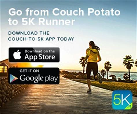 from couch potato to 10k the couch to 5k 174 running plan c25k mobile app