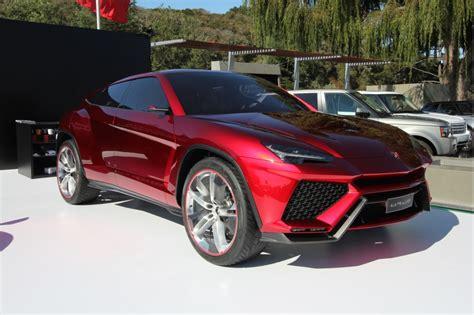 Images Of Lamborghini Suv Lamborghini Urus Suv Approved For Production In 2017