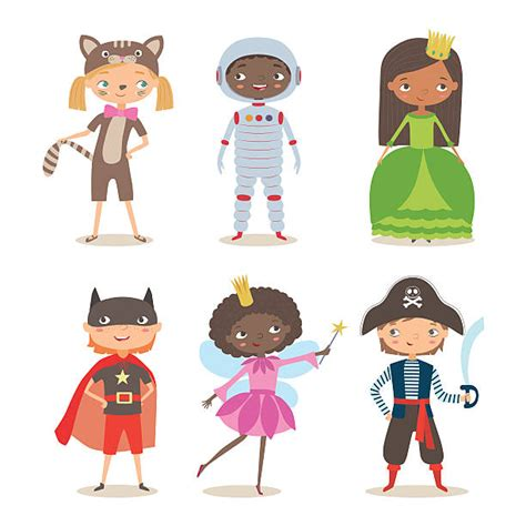costume clipart royalty free kid clip vector images