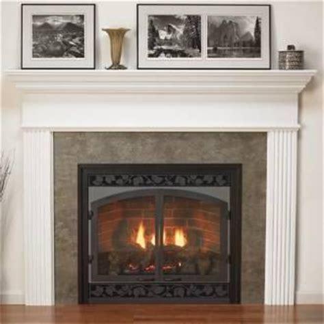 fireplace mantel trim empire 48 quot profile wooden mantel with standard trim