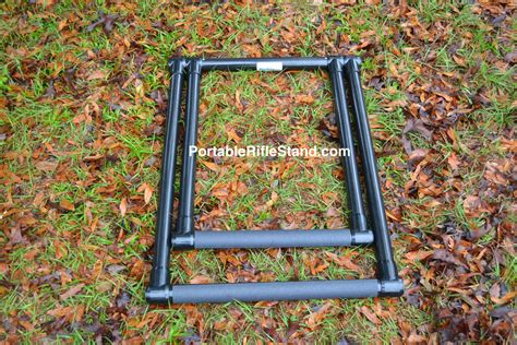 Portable Gun Rack by Portable Rifle Stand Aughog Products Ahp Outdoors The
