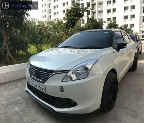 Baleno New Modified White Colours by Modified Maruti Suzuki Baleno From Kerala Images And
