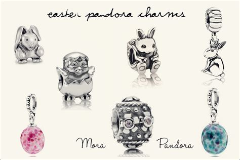 Happy Easter 2014 with some Pandora inspiration!   Mora Pandora